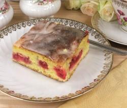 Ciasto cytrynowe z owocami 008